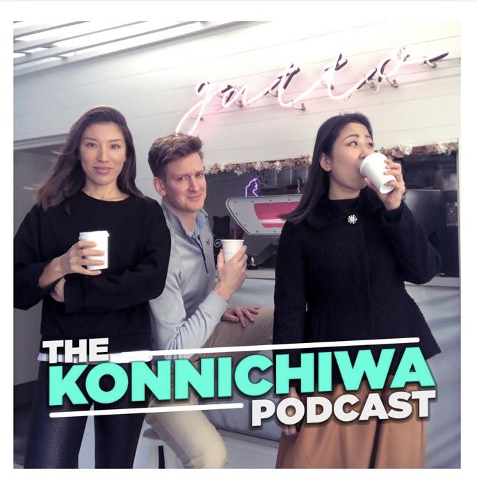 英語学習におすすめのポッドキャストKonnichiwapodcast